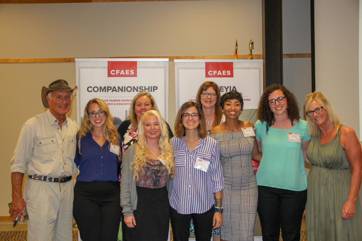 CHAIRE committee members and graduate students
